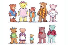 Ten Teds x 2