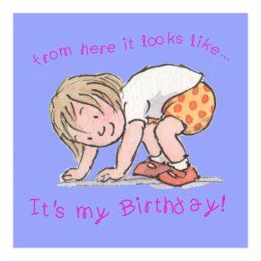 It's my birthday x 2