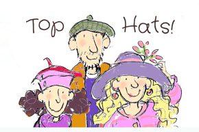 Top Hats! x 2