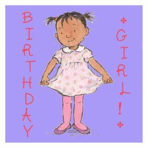birthday girl x 2