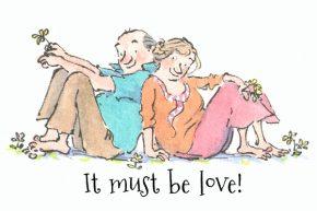 It Must Be Love x 2
